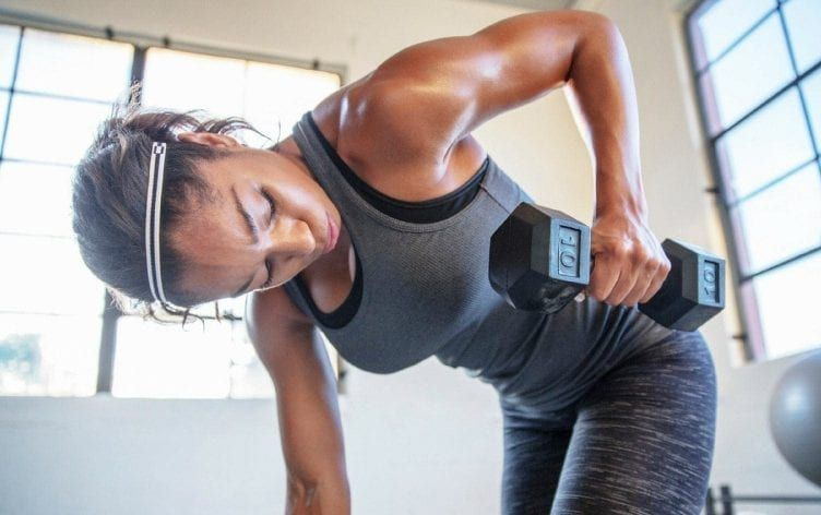 Your 10-Minute, Total-Body Dumbbell Workout #dumbbellworkout Your 10-Minute, Total-Body Dumbbell Workout | Fitness | MyFitnessPal #dumbbellworkout