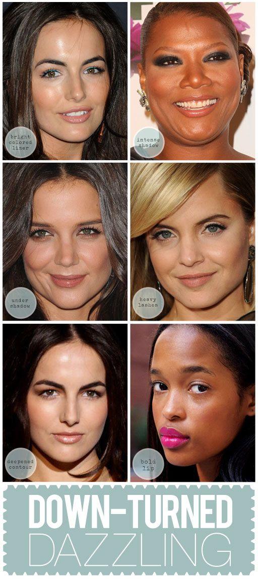Tbd Focus Eye Shape Beauty Art Pinterest Makeup Eye Makeup