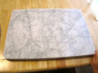 Cheap And Wise Diy Marble Pastry Board Ask A The Granite