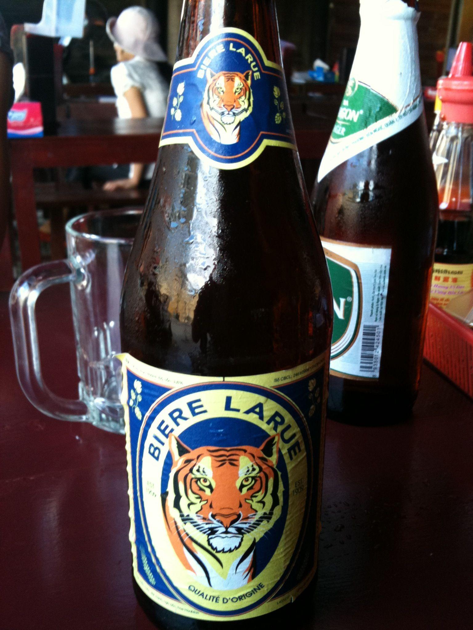 Biere Larue - Hoi An, Vietnam | Beer | Beers of the world