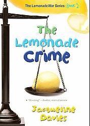 Book 2 - Lemonade War