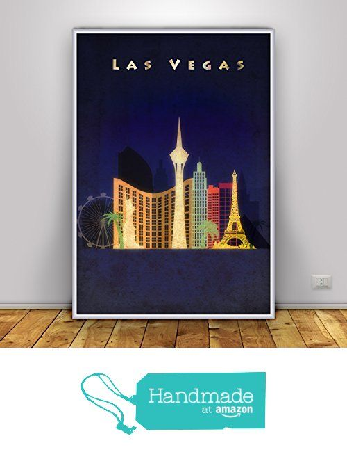 Las Vegas Skyline Print Nevada Cityscape Wall Art Las Vegas City Poster Nevada Wall Decoration City Skyline Poster City Skyline Gift from Art Skylines : city skyline wall art - www.pureclipart.com