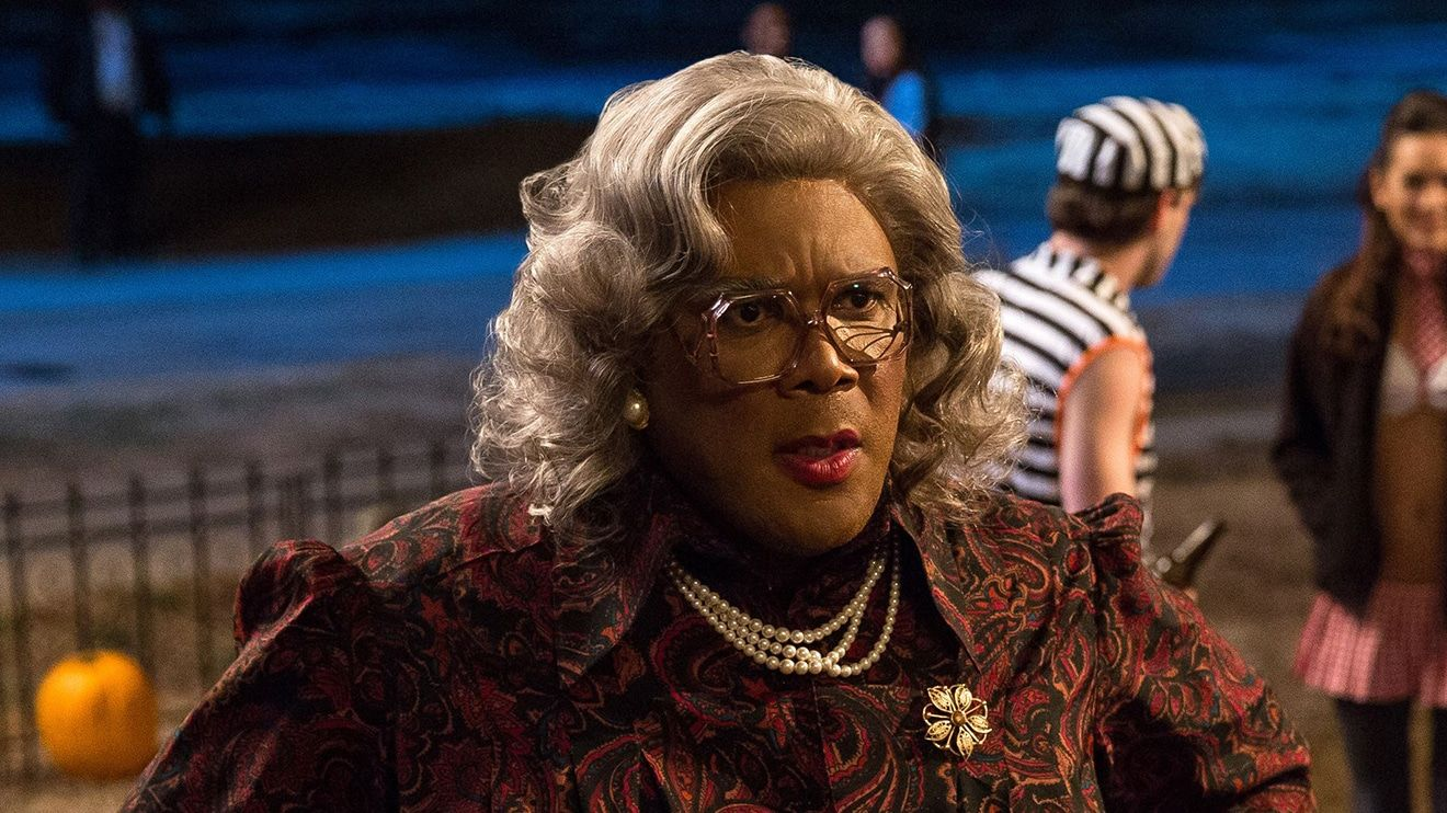 TYLER PERRY'S BOO 2! A MADEA HALLOWEEN In Theaters This