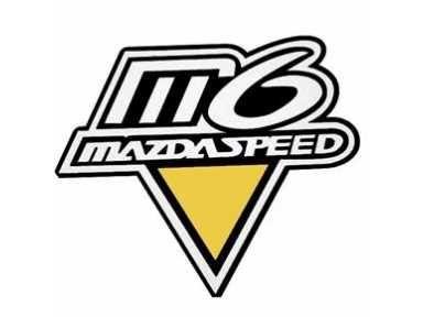 Naklejka M6 Mazda Speed 10x10cm Laminat Jdm Warsaw 4552791345 Oficjalne Archiwum Allegro Mazda Jdm