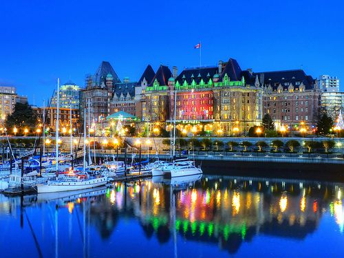 The Best Christmas Lights Around The World Best Christmas Lights Victoria Canada Travel Dreams