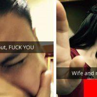 Cheating snapchat tumblr