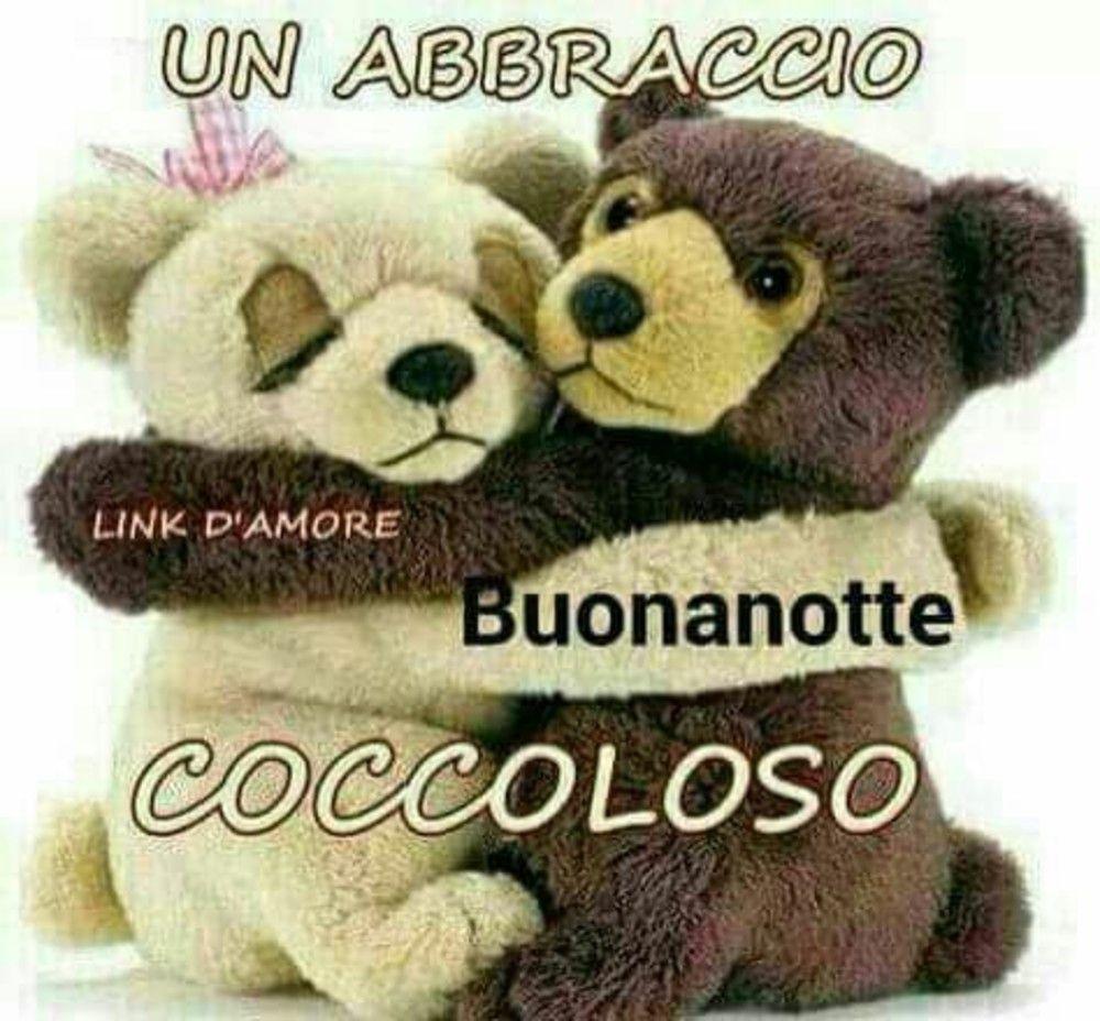 Immagini Buonanotte Cor Orsetti Orsacchiotti 1 Notte
