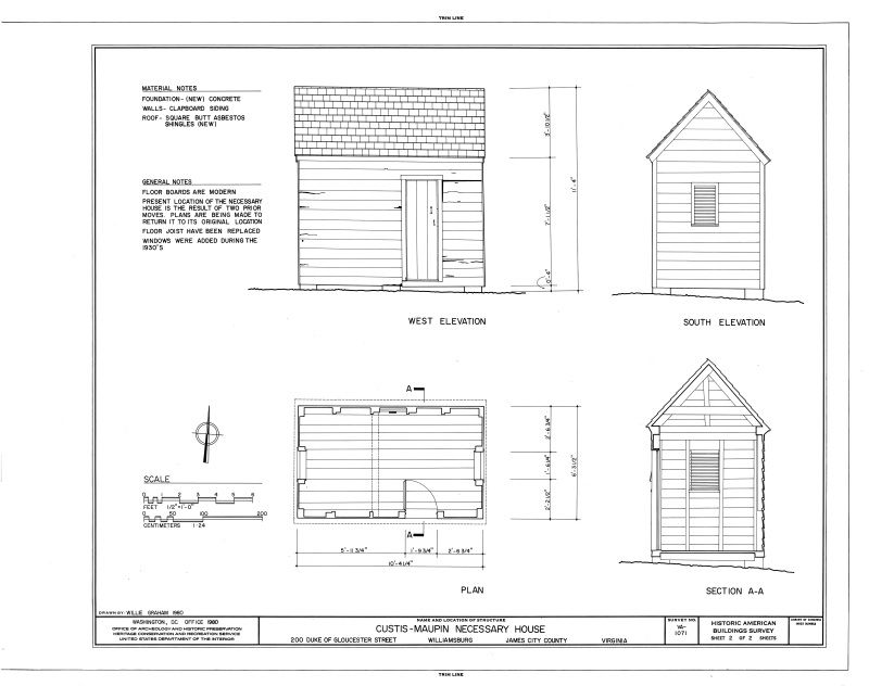 Williamsburg Shed Plans St County Virginia The Necessary House