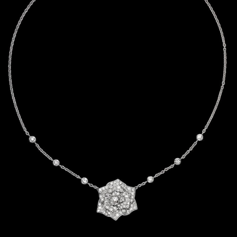 White gold Diamond Pendant G33U0061 Piaget Luxury Jewelry Online