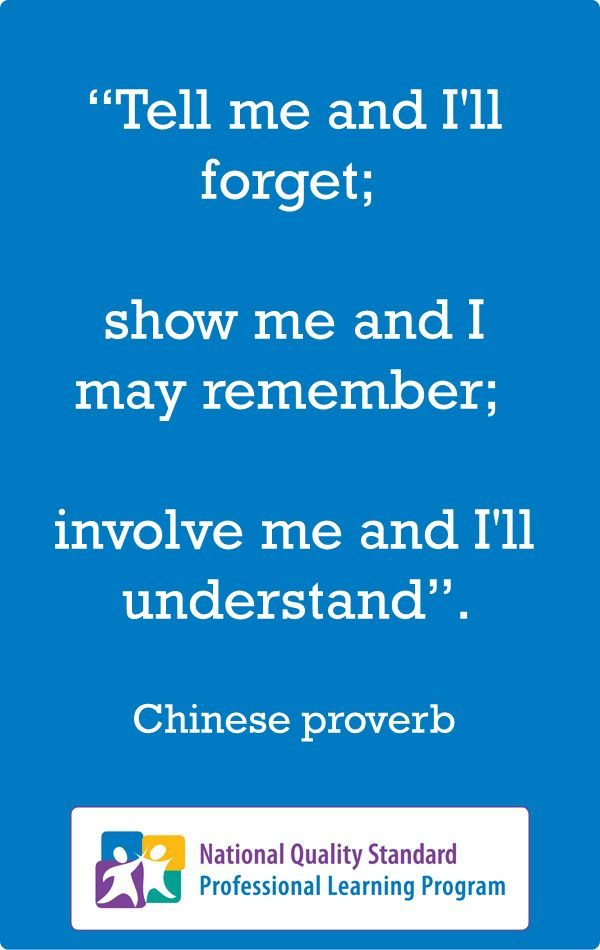 Pin By Jenny Wilson On Great Quotes Early Childhood Preschool