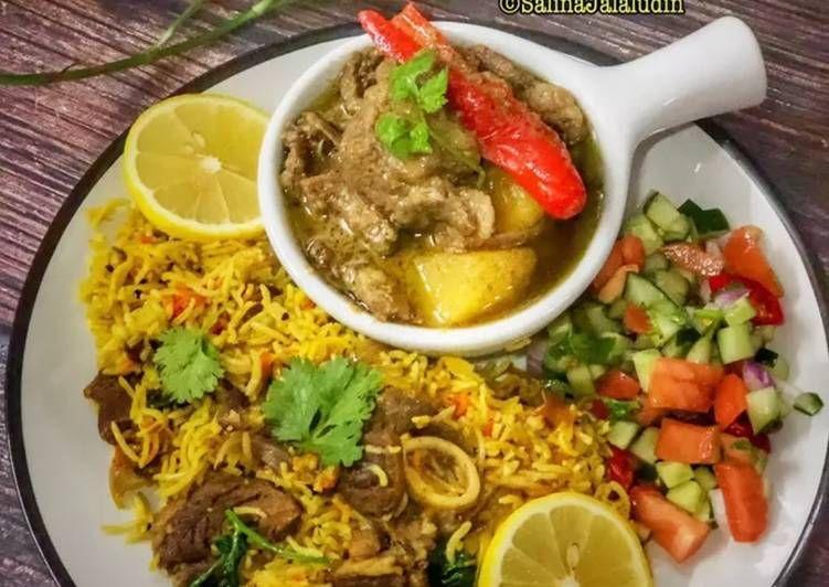 Ramuan Nasi Arab Kambing Yang Cepat Aneka Resepi Enak Recipe Food Soup Chili