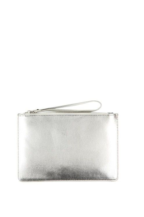 Darcy Clutch METALLIC / Cotton On / $9.95