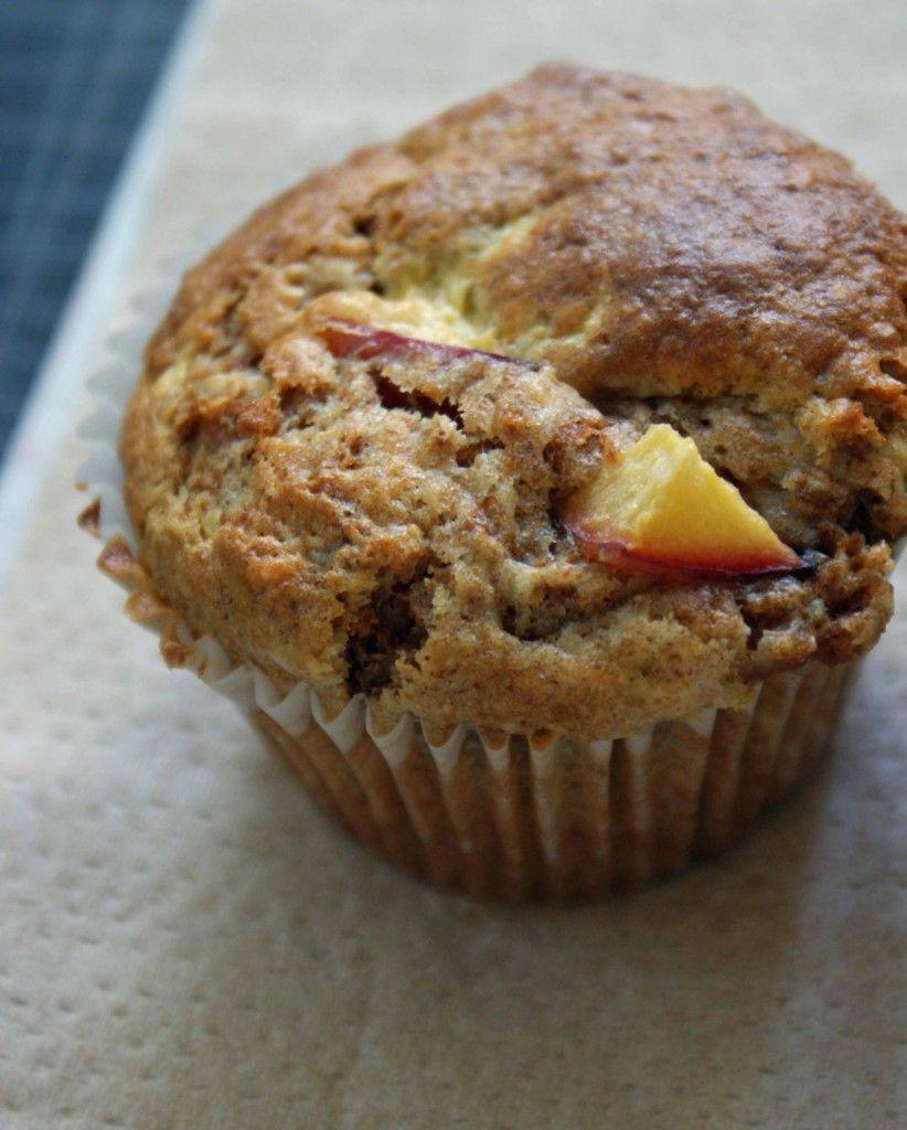 Peach Muffins, Bran Muffins
