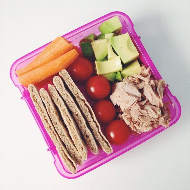 packed lunch for at work, sooo friggin tired #Padgram