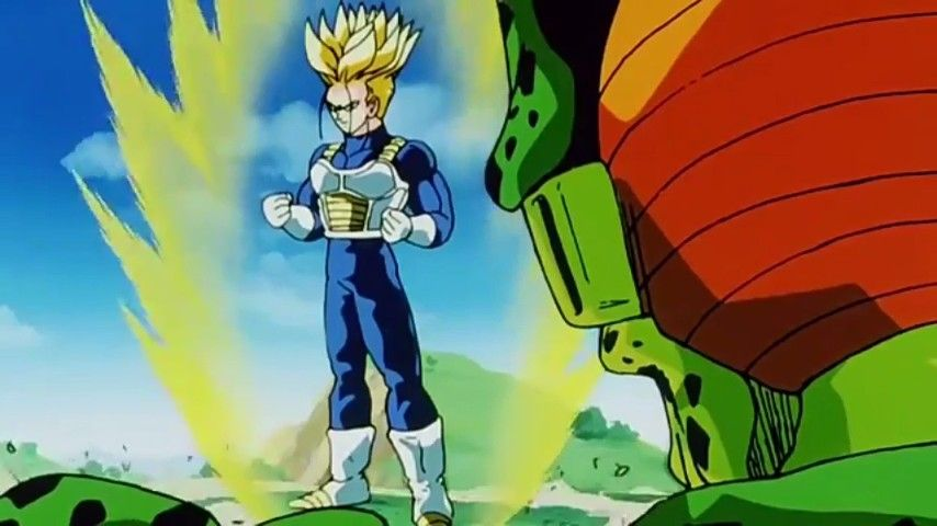 trunks vs imperfect cell p