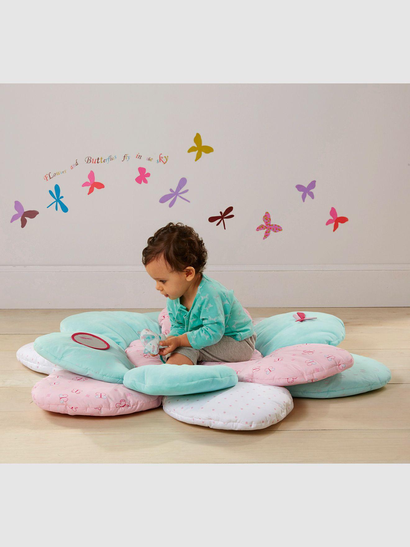 tapis d39 eveil fleur ultra moelleux bebe chambre With tapis chambre bébé avec envoi fleurs naissance