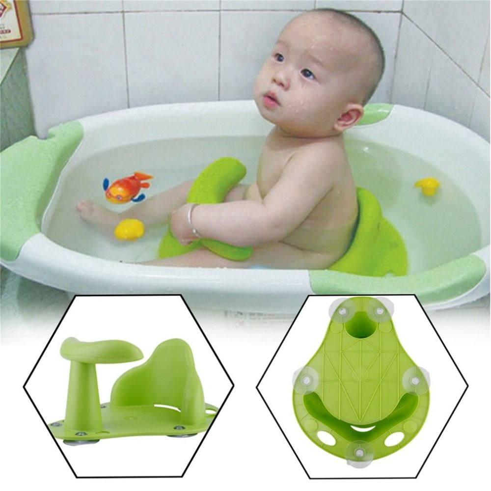 Click to Buy << COZIME Baby Child Toddler Bath Tub Ring Seat Infant ...
