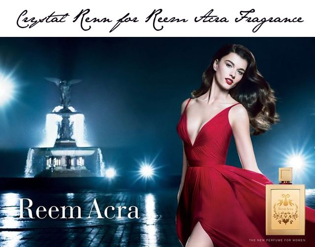 Reem Acra taps Crystal Renn to star in