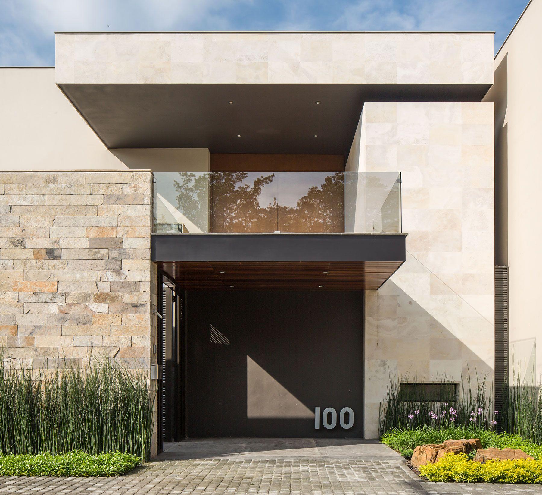 Pin de arq design en arquitectura pinterest fachadas for Casas minimalistas baratas