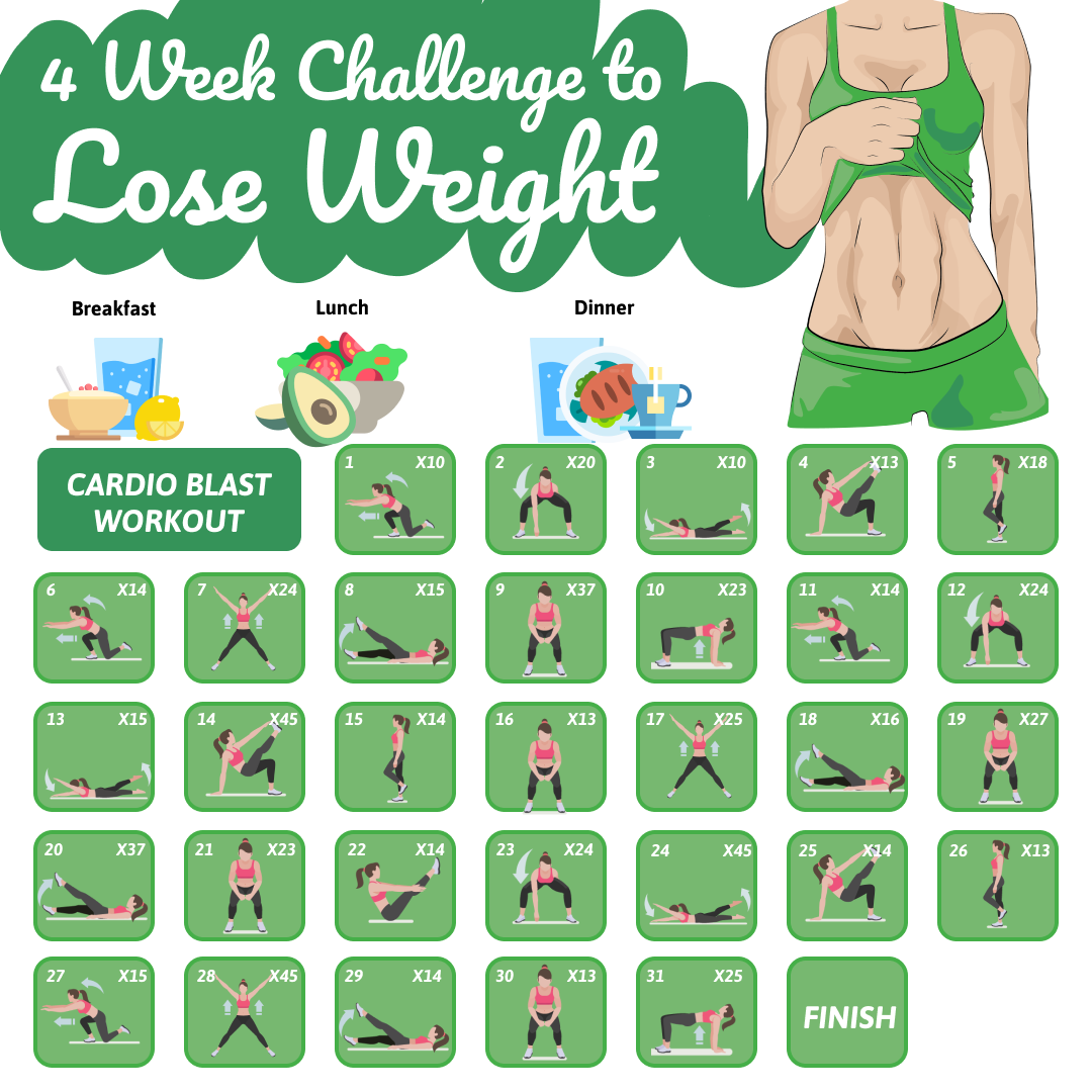 Transform your body in one month #Day #Fitness