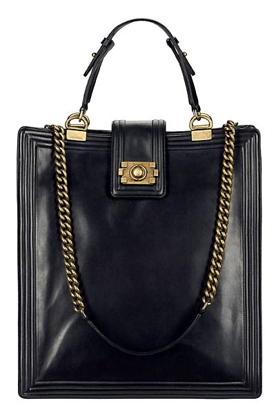 1ea3b9d0b484 Chanel - Boy Chanel Bags - 2011 Fall-Winter | Leather me up ...