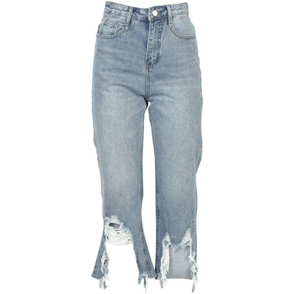 DENIM - Denim trousers TPN