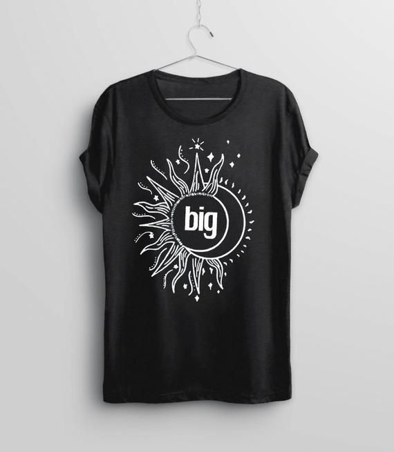 Moon Sorority Shirts, Big Little Shirts, Sorority Big Little Reveal, Big Little T-Shirts, Custom Big #biglittlereveal
