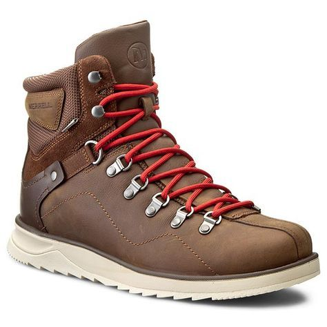 Shoes men · Trekker Boots MERRELL - Epiction Polar Waterproof J23675 Boulder