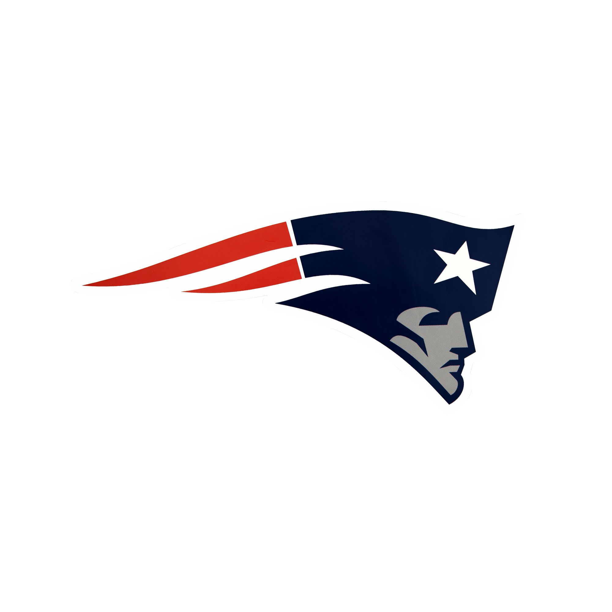 New England Patriots Logo Giant Officially Licensed