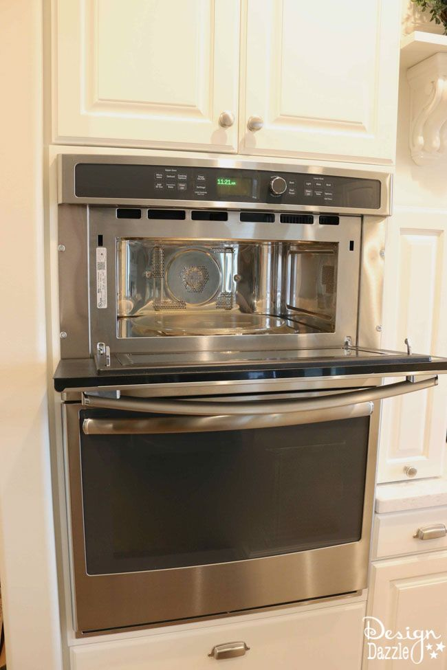 Convection Oven Microwave Double Oven Alternative