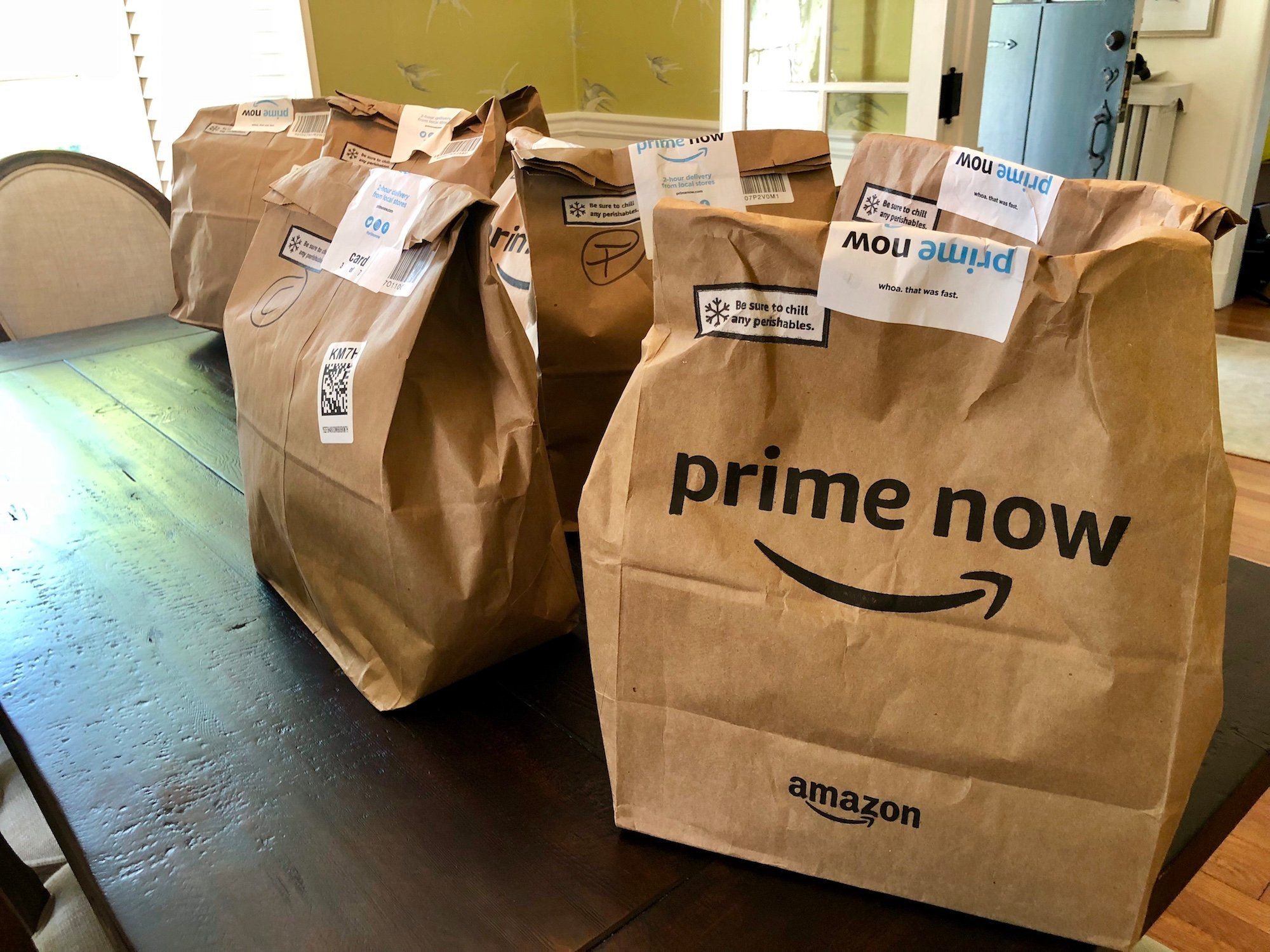 Amazon Prime Whole Foods delivery isn't free review