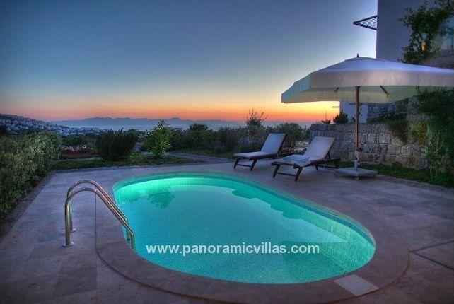 3 Bed Villa - Aegean Hills Resort