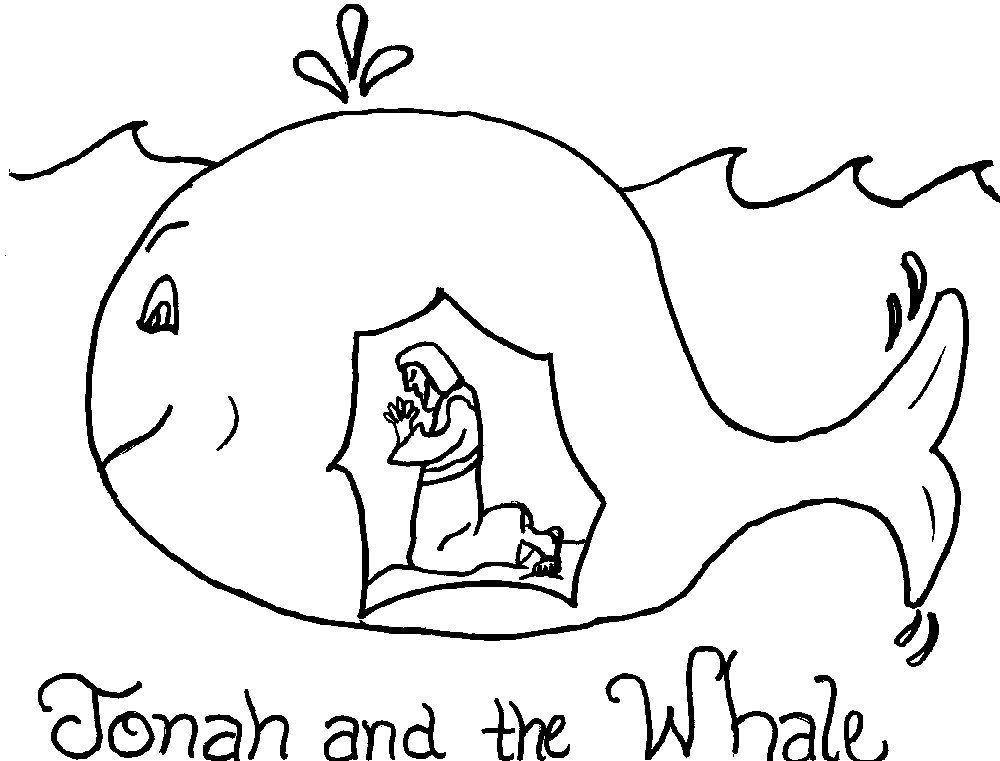 Bible Coloring Sheets For Preschoolers