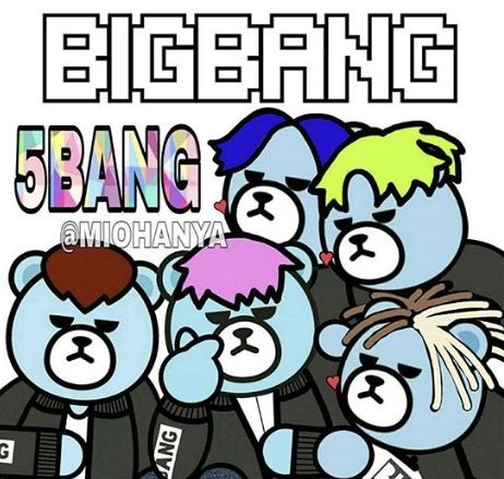 Pin By ღ 다이아나 On Bigbang Bigbang Daesung Bangs