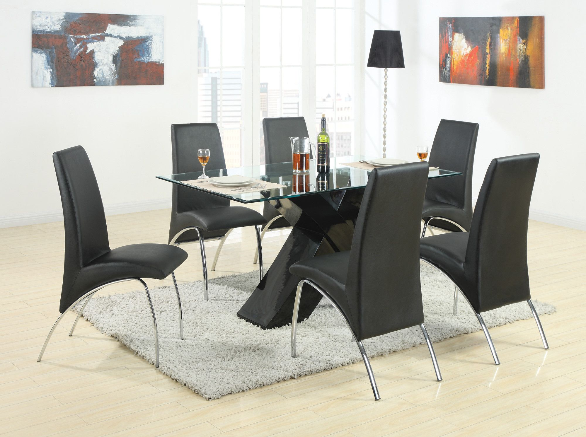 Wildon Home William Side Chair Reviews Wayfair Dining Area