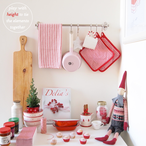 Christmas seems to bring out the cleverness in all of us, and Will Taylor of the colorfully popular blog Bright Bazaar, is no exception...