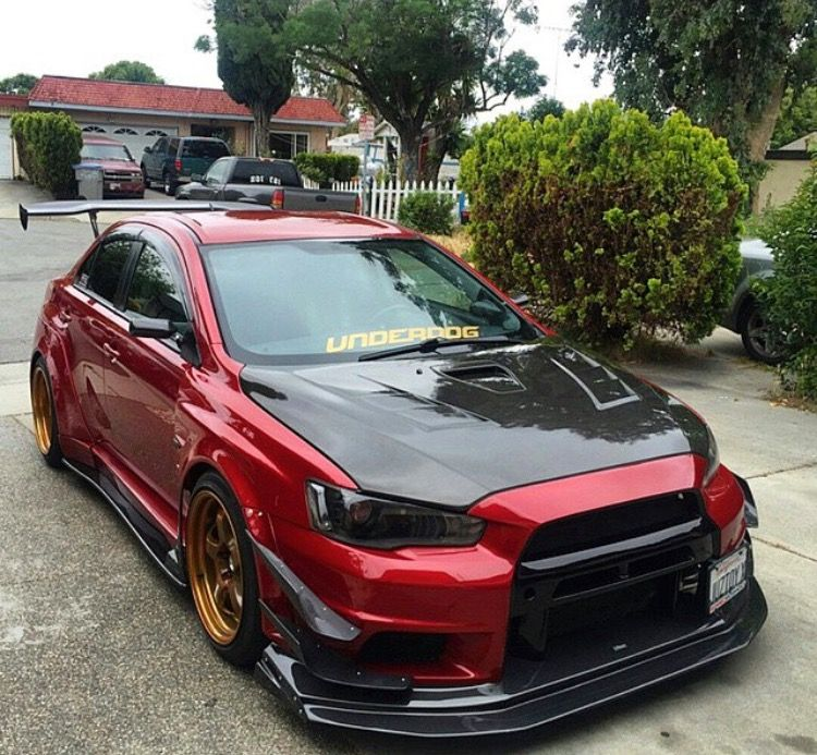 Pin By Dżej Si On Evoengineering Pinterest Evo Cars And - Cool cars engineering