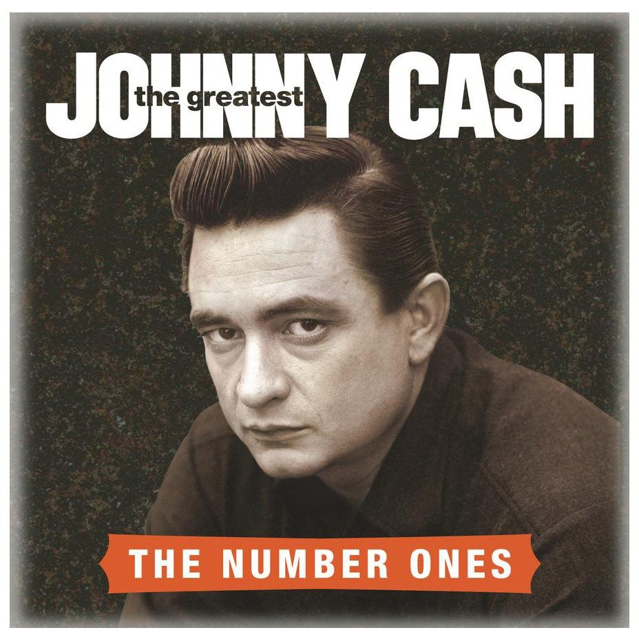 Johnny Cash - The Greatest: The Number Ones CD | Music Movies Books ...
