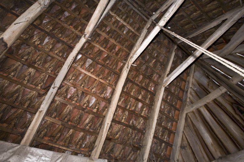 Winterswijk Ravenhorst kapconstructie korenspieker