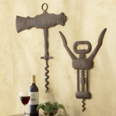 Corkscrew Wall Decor | Home Decorating | Pinterest | Wall sculptures ...