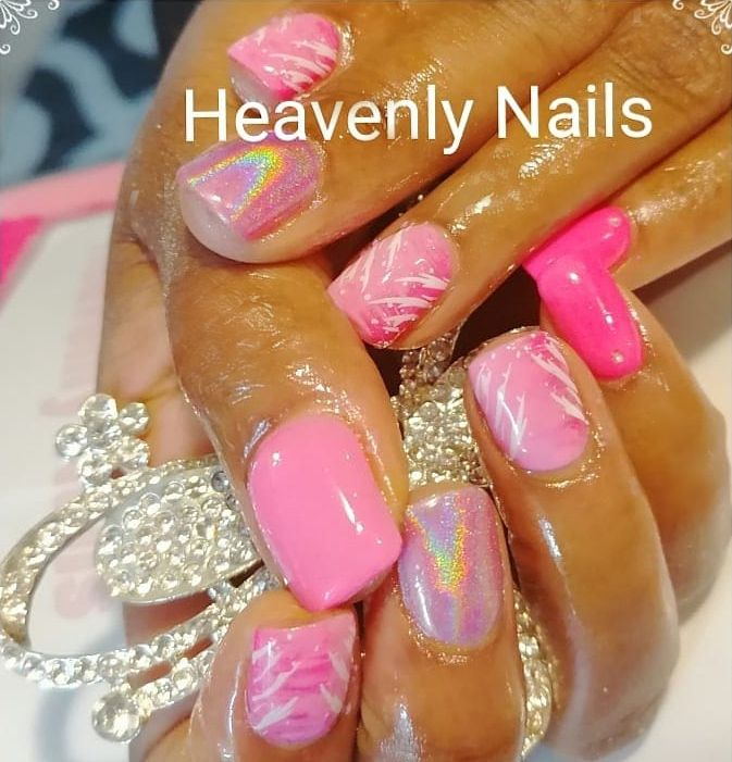 Heavenly Nails And Beauty Care In 2020 Heavenly Nails Nails Beauty Care