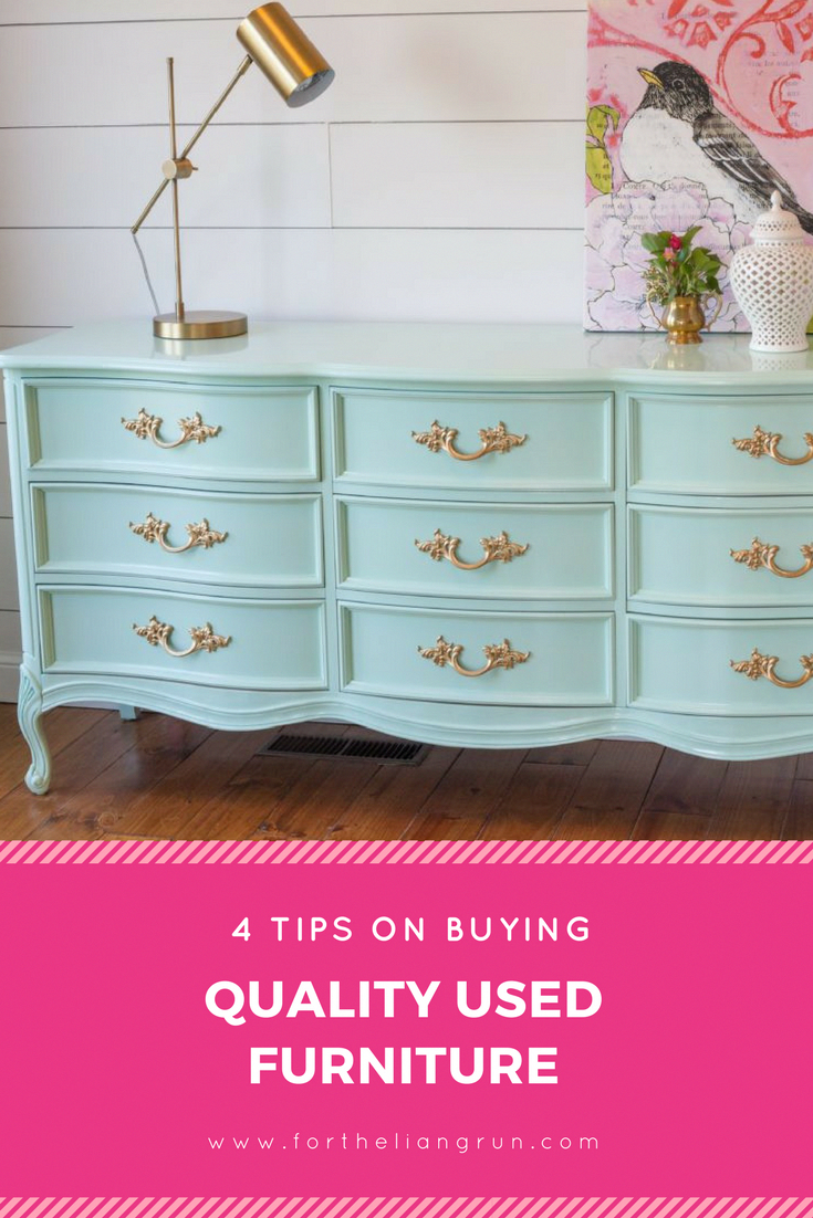 These tips on how to buy quality used furniture helped me look for awesome vintage and antique items keep these tips and ideas in mind before buying from a