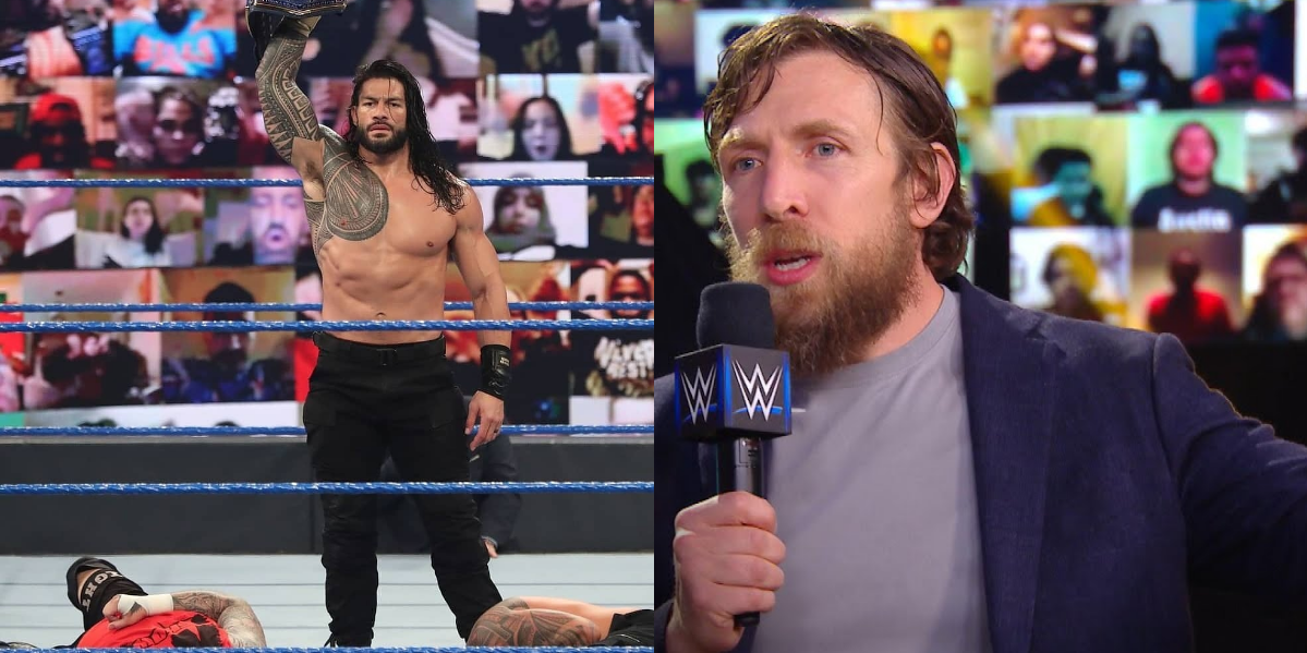 Wwe Rumors Roundup Roman Reigns Dropped Wwe Idea Former Champion Get Nxt Superstars Pushed More In 2021 Roman Reigns Wwe Reign