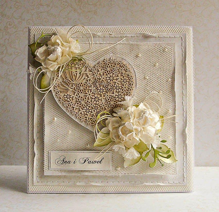 Лепка пельменей, скрапбукинг открытка со свадьбой