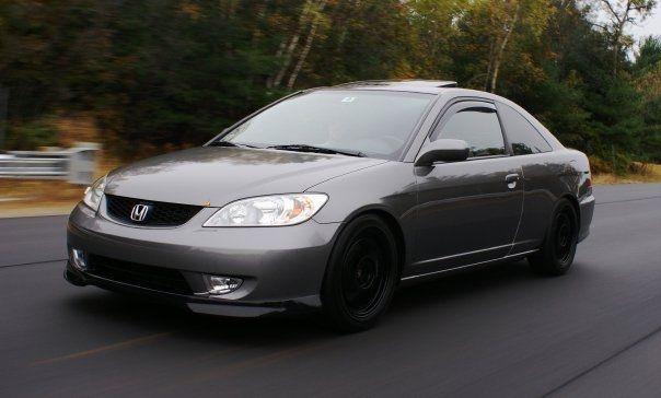 Superb 2001 Honda Civic Coupe Best Rims | Katzenjammer84 2004 Honda Civic 14099918