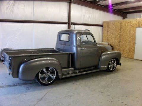1950 Chevy Truck 454 BBC engine 69 Nova chassis 1950 Chevy 3100  Review ...