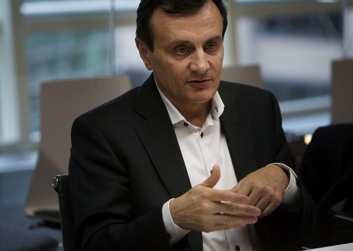 AstraZeneca Plc Chief Executive Officer Pascal Soriot said the lack of progress in negotiations between the U.K. and the European Union on their future ties is worrying, and could hinder the drugmaker's exports to foreign markets after Brexit.