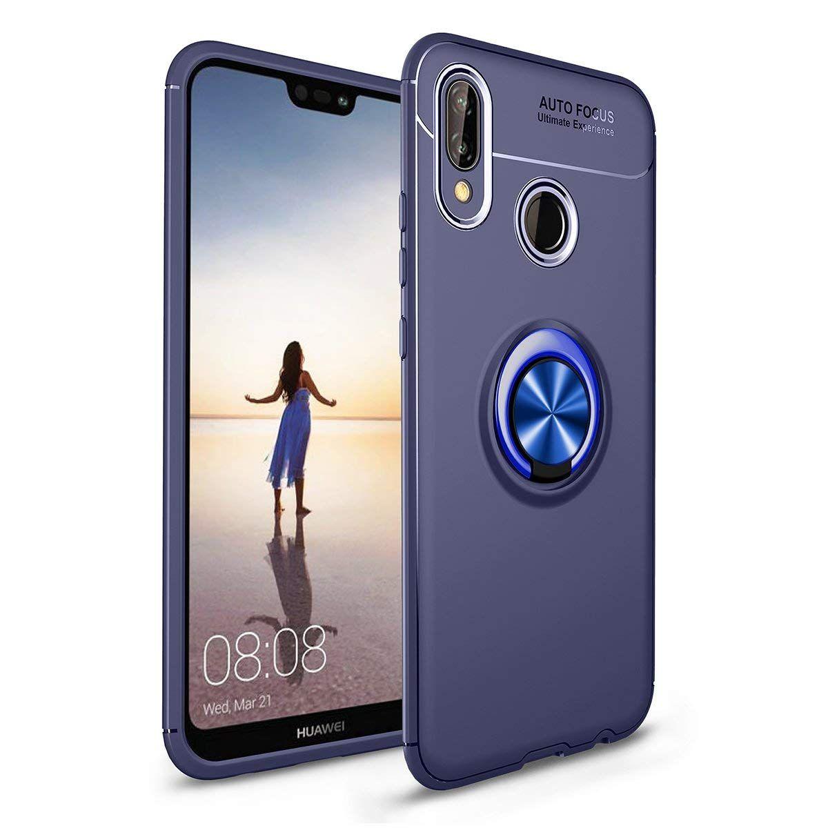 innovative design 11a63 c3e01 Amazon.com: Newseego Compatible Huawei P20 Lite Case,Huawei Nova 3E ...