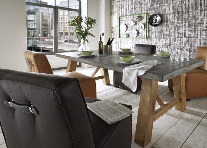 Esstisch Beton *Küche\/Esszimmer Pinterest Esstische, Möbel - k che aus beton selbst bauen