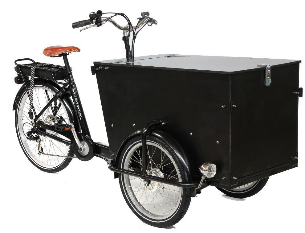 triporteur amsterdam air pro velo pinterest triporteur electrique et vehicule. Black Bedroom Furniture Sets. Home Design Ideas